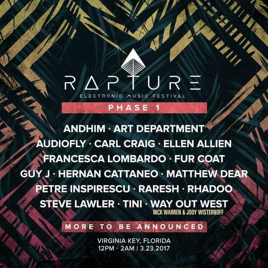 RAPTURE ELECTRONIC