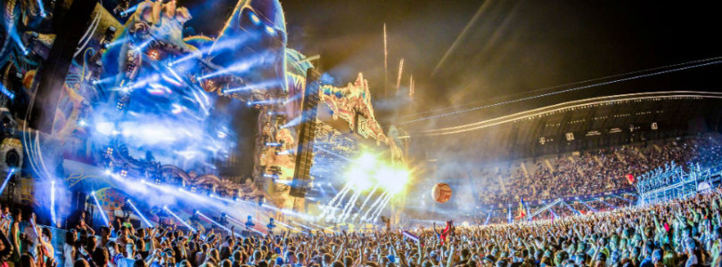 Romania's Untold festival announces star-studded lineup