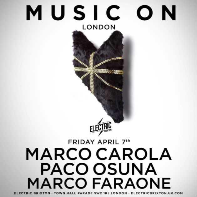Marco Carola