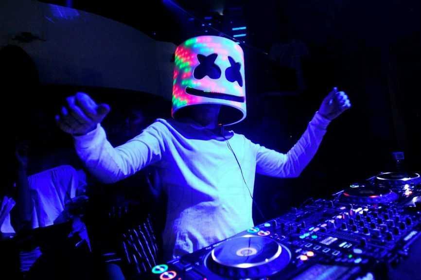 Marshmello To Drop New Music Next Week T H E Music
