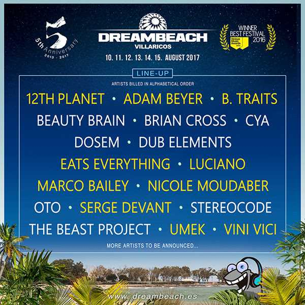 Dreambeach Festival