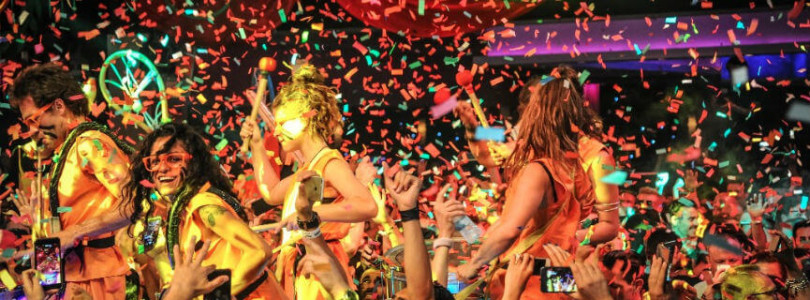 Ibiza residency