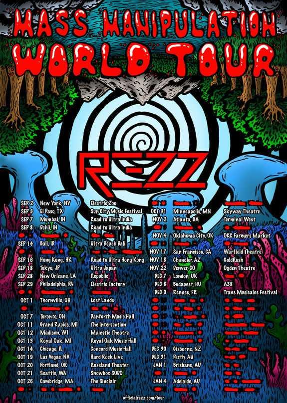 worldwide tour
