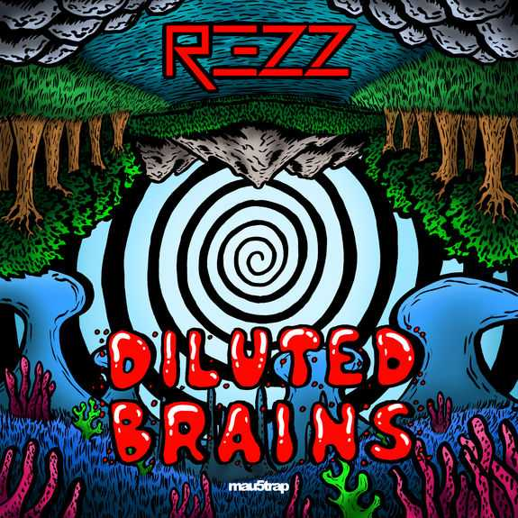 diluted brains