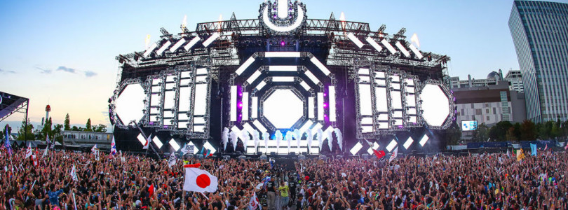 ULTRA Japan 2017: Nicky Romero & Knife Party added as headliners