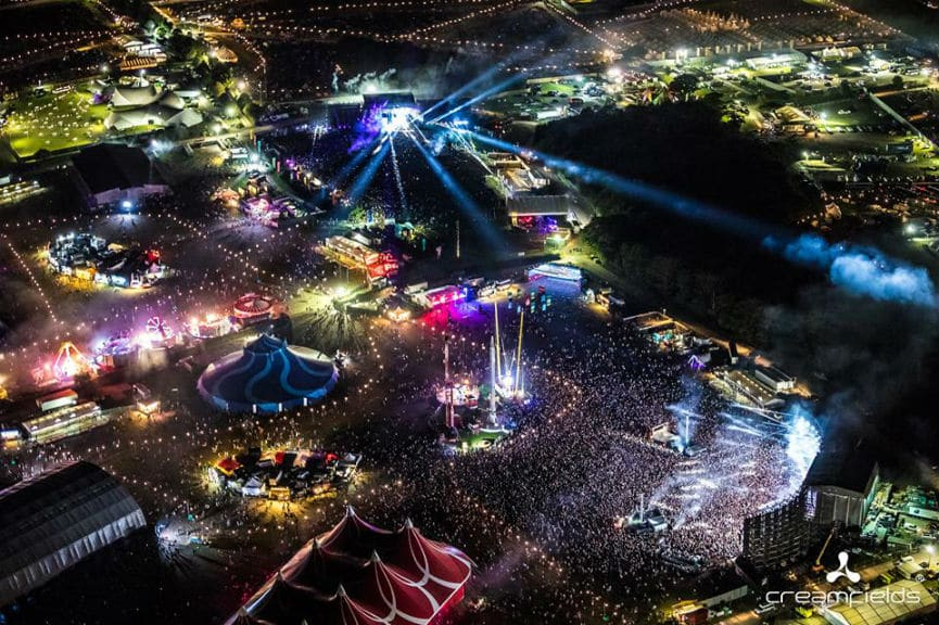 edm festivals