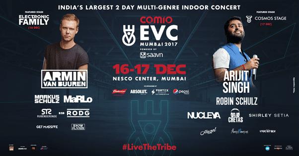 EVC Mumbai