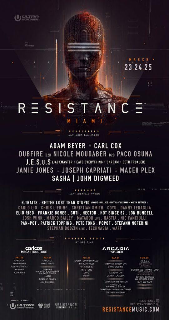resistance miami