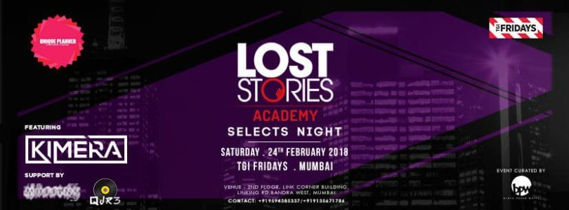 Lost Stories Academy