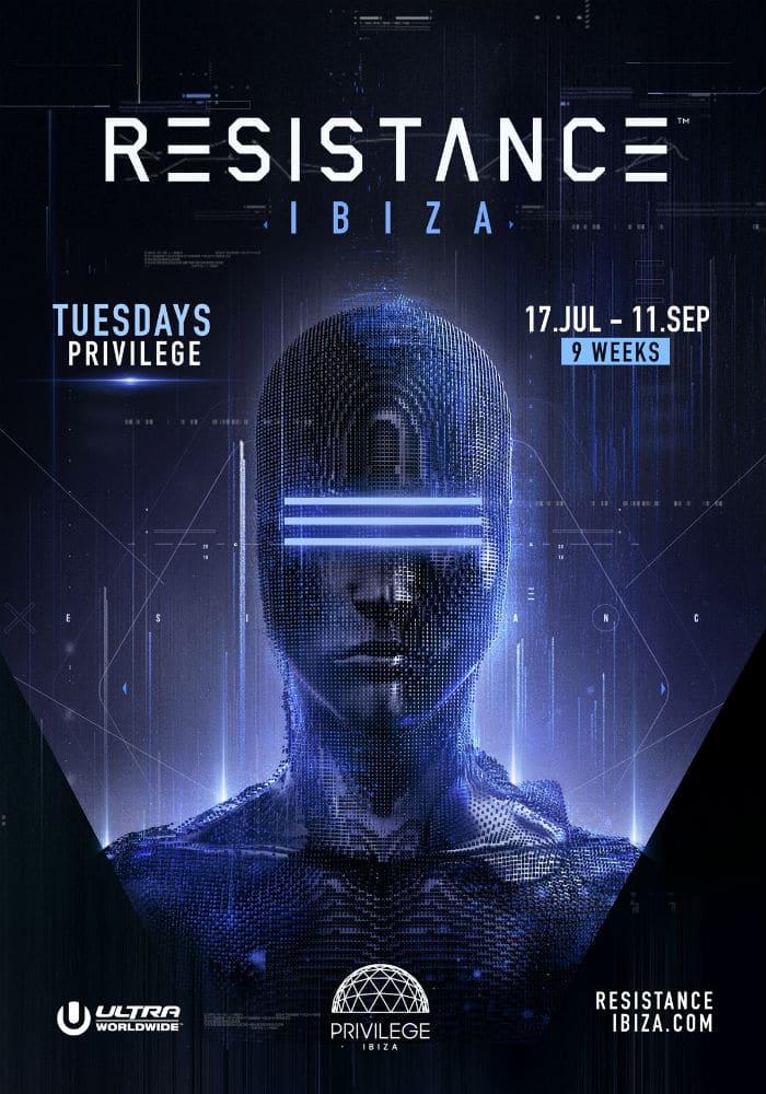Resistance Ibiza