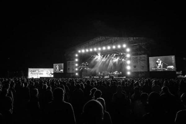 music festival adventures