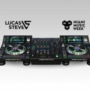 Denon DJ® and Spinnin' Records partner together at Miami