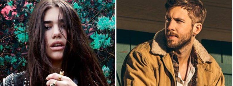 Calvin Harris and Dua Lipa's collaboration finally has a release date