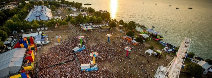 Balaton Sound add Sven Väth, Black Coffee, Adriatique, Camelphat & more to 11th anniversary line-up