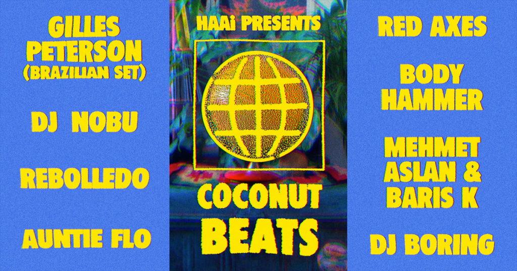 Coconut Beats