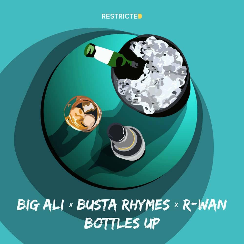 Big Ali x Busta Rhymes x R-Wan - Bottles Up ile ilgili görsel sonucu