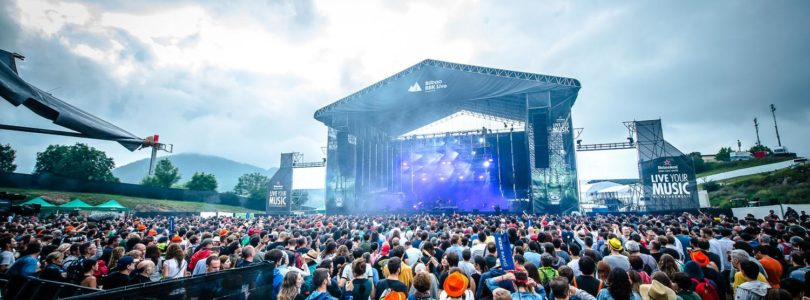 Bilbao BBK Live festival announces more acts and new immersive music space