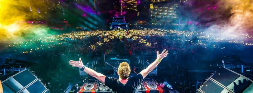 Hardwell and Metropole Orkest bring a unique ADE show to Ziggo Dome, Amsterdam