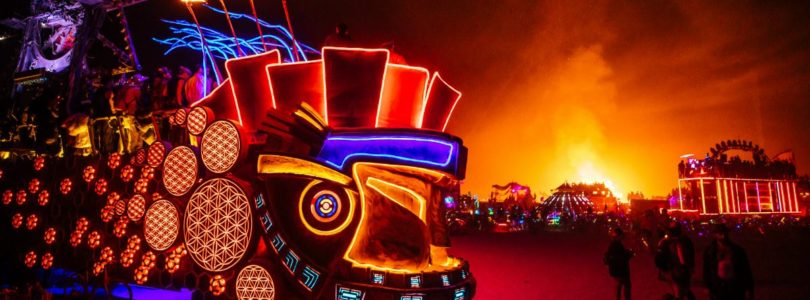 Iconic Burning Man Art Car Mayan Warrior to make West Coast debut in Los Angeles this August