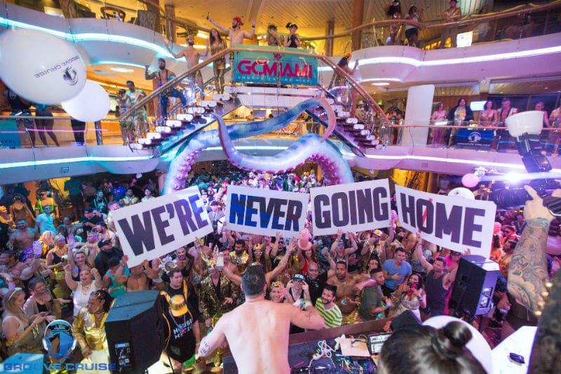 Groove Cruise Miami lineup