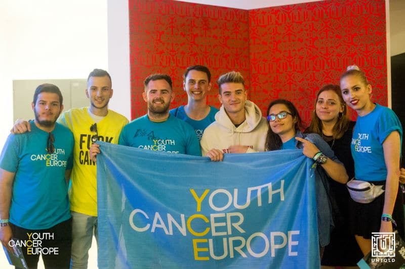 youth cancer survivors danny avila