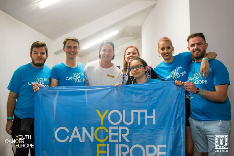 youth cancer survivors kygo