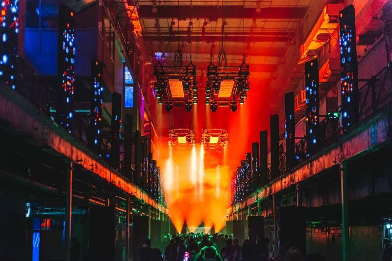 Printworks venue