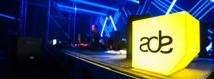 techno parties at amsterdam dance event
