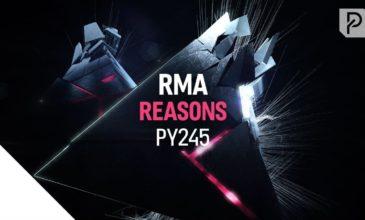 RMA Reasons