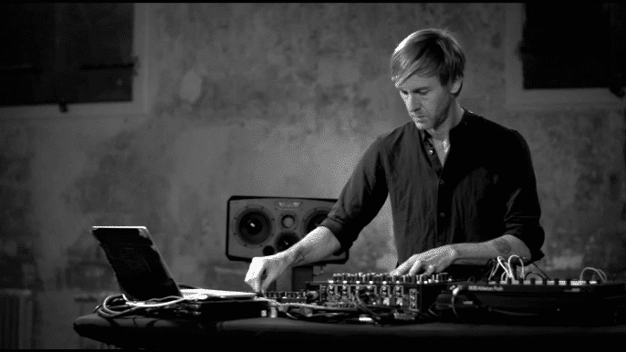 Richie Hawtin India Tour