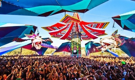Best EDM Festivals in India