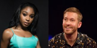 normani calvin harris