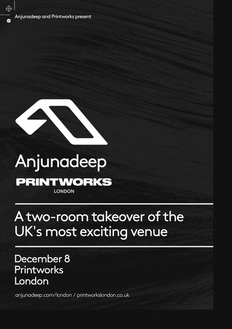 Anjunadeep Printworks London