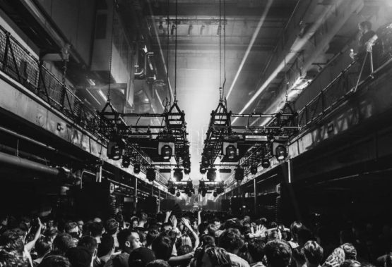 New Year's 2019 parties in London
