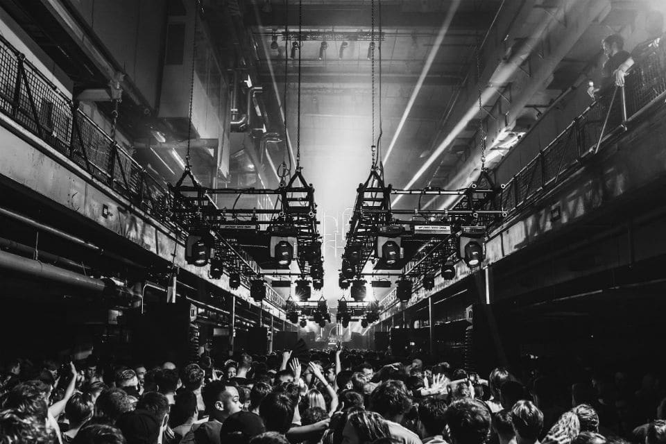 New Year's 2019 parties in London - Defected NYE