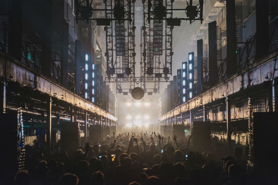 New Year's 2019 parties in London - NYD Printworks London