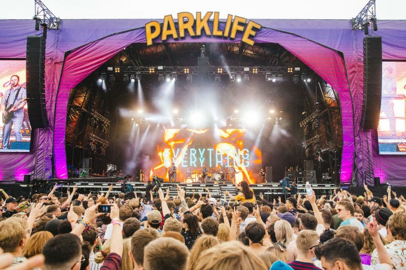 Parklife Festival student tickets