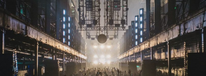 Printworks London New Year's