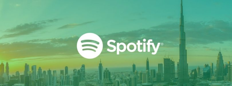 spotify middle east