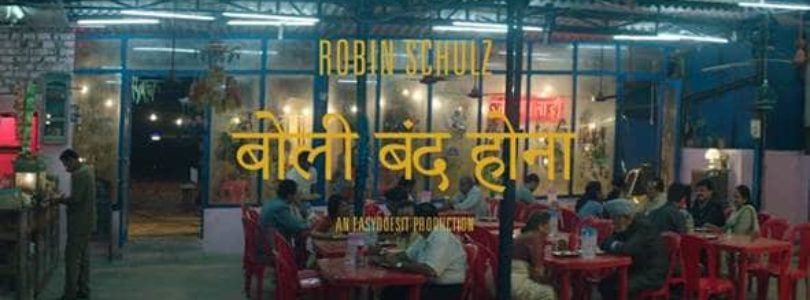 robin schulz speechless music video