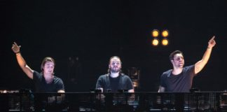 swedish house mafia creamfields 2019