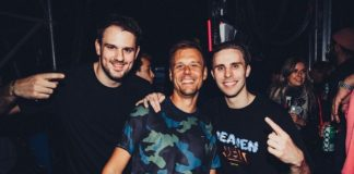 Armin van Buuren ready to rave