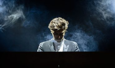 "The Gesaffelstein hype builds up; ""Hyperion"" album cover out!"