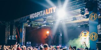 Hospitality On The Beach 2019 lineup