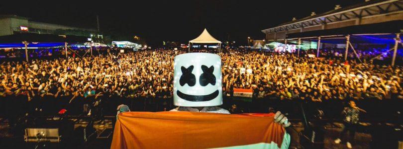 Marshmello set to headline Vh1 Supersonic 2019