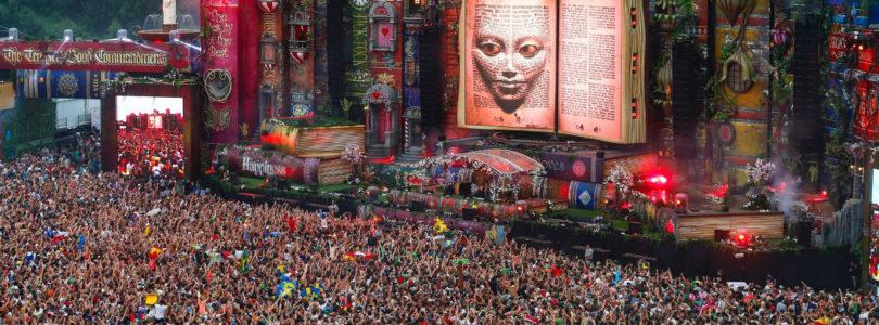 Tomorrowland 2019 theme