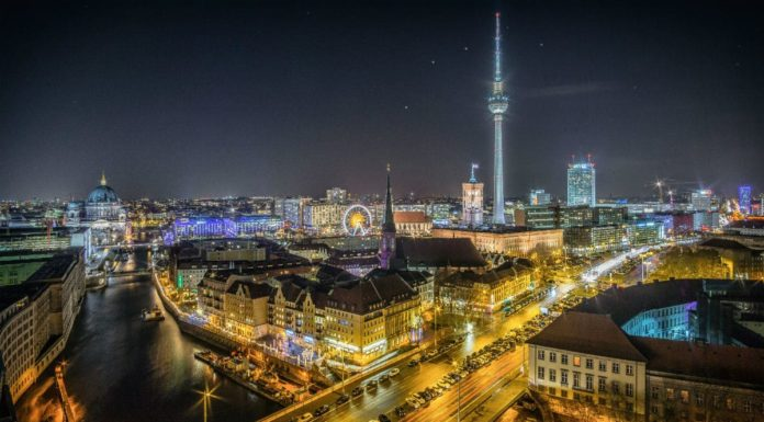 berlin electronic music culture