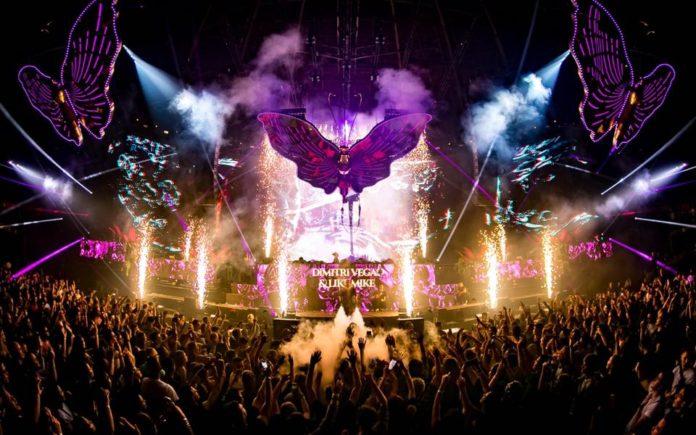 Dimitri Vegas & Like Mike Garden Of Madness set