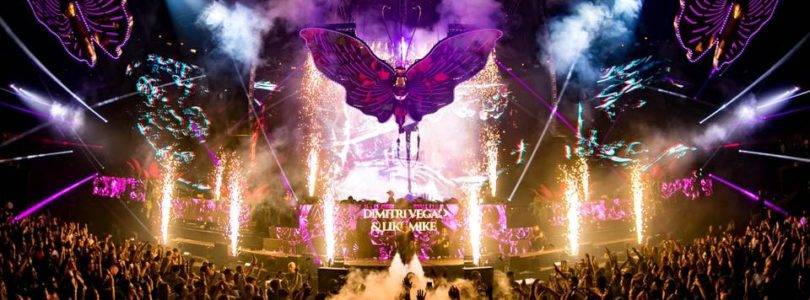 Dimitri Vegas & Like Mike Garden Of Madness set