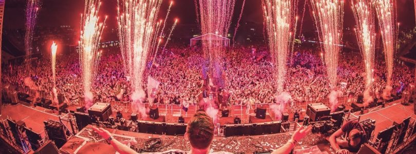 Hardwell Being Alive